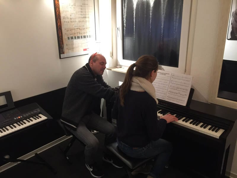 Klavierunterricht Ludwigsburg