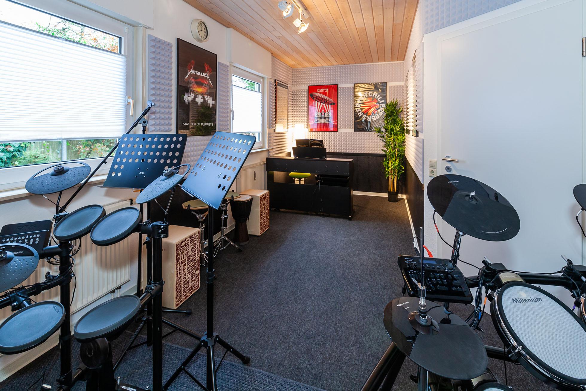 Gesangsunterricht Ludwigsburg - Raum 4